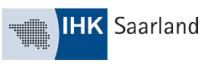 Logo IHK Saarland